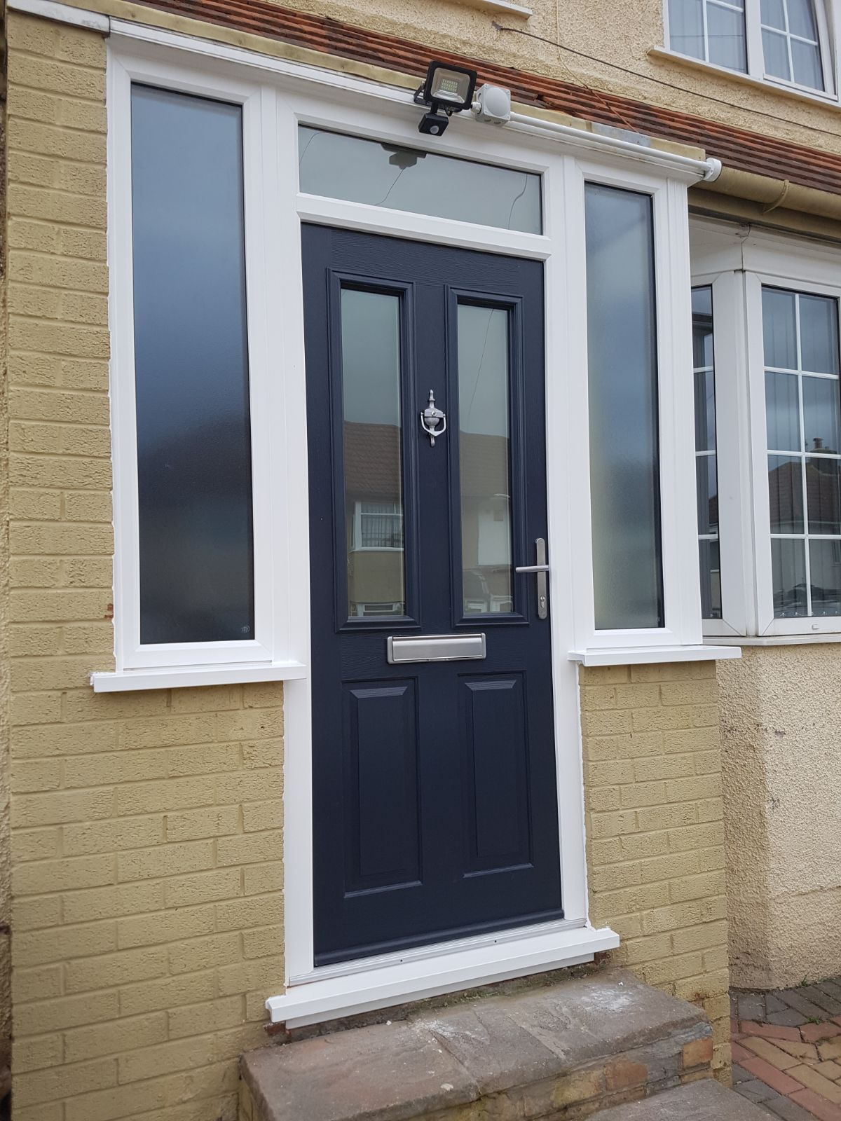 Anthracite Grey Ludlow 2 Solidor Installation Price